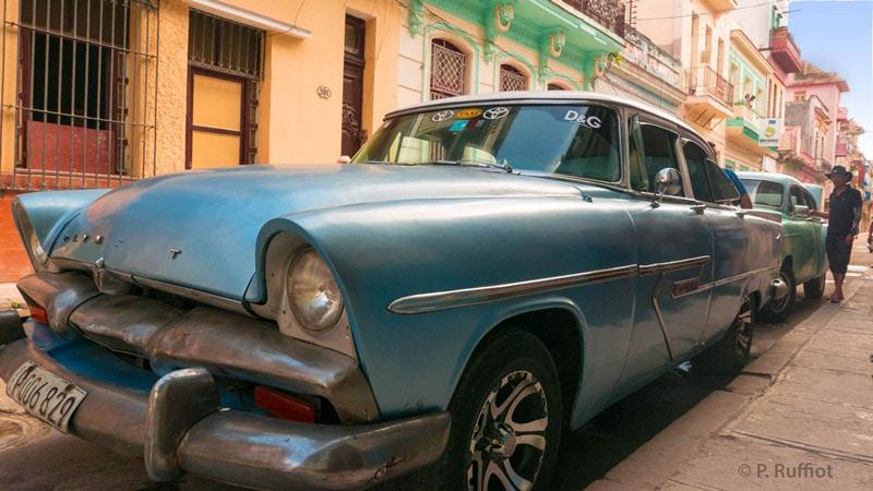 Cuba : sur la route des années 50
