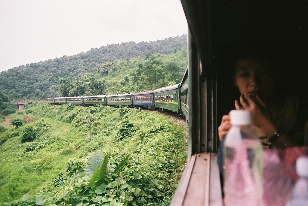 Vietnam_Train