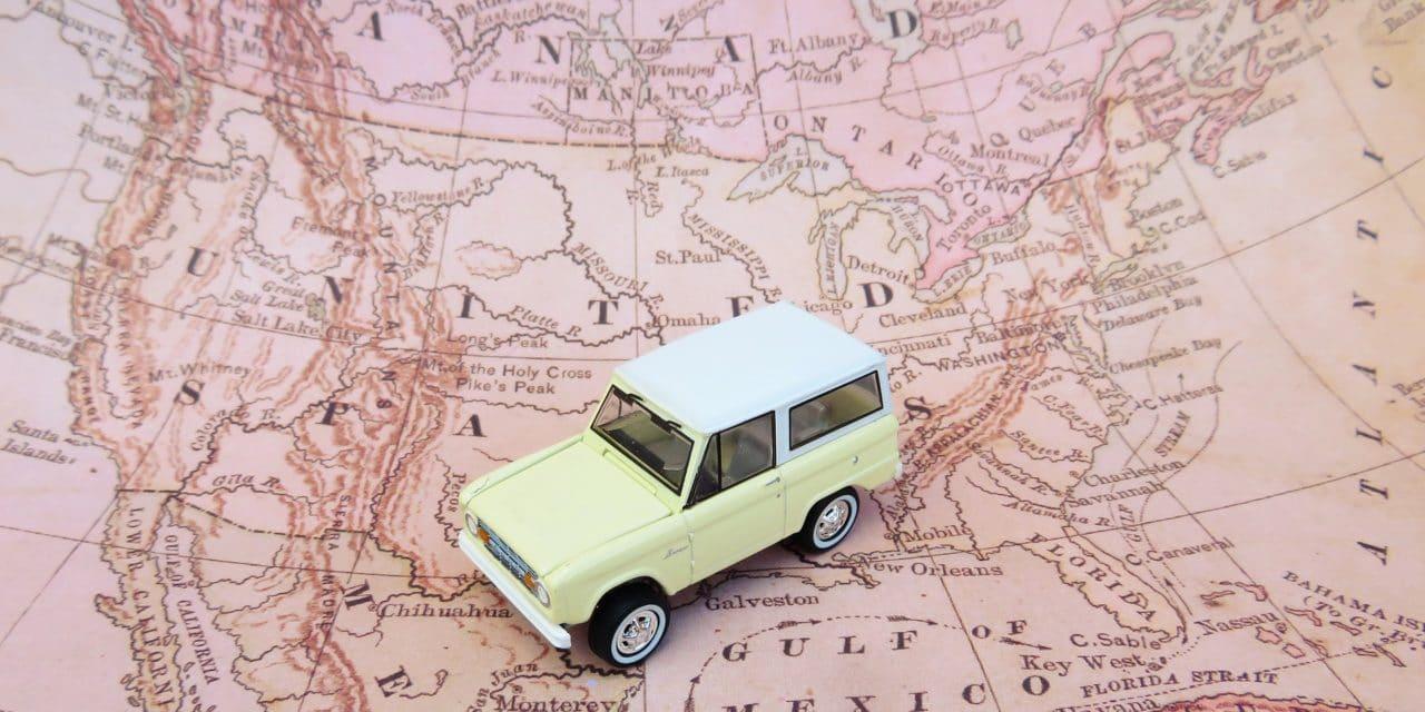 Bien préparer un road trip