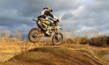 Florian: une grande passion pour le motocross