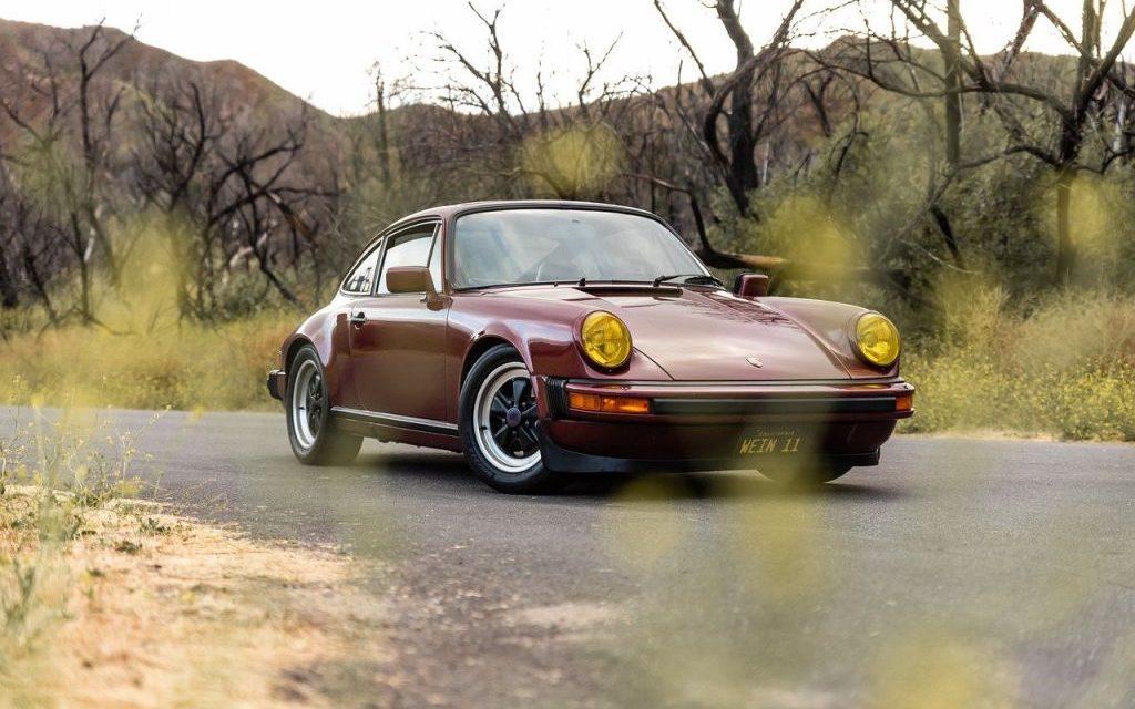 Acheter en ligne des pièces détachées pour Porsche